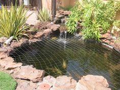 Pond Protection Netting Kit Uk Amp Intl No More Birds