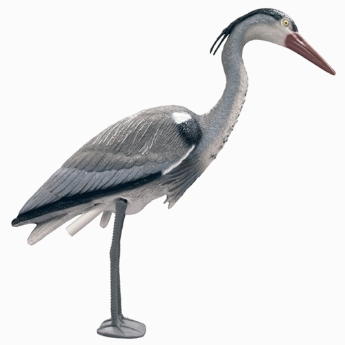 Decoy Heron Visual Deterrent Uk Amp Intl No More Birds