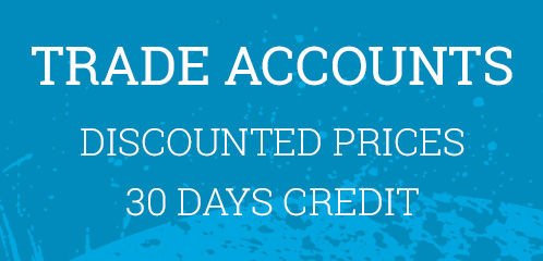 Discounted Prices and 30 Days Credit with Trade Accounts
